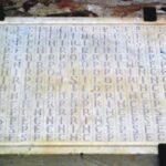 Az 1200 éves labirintuskő titokzatos felirata